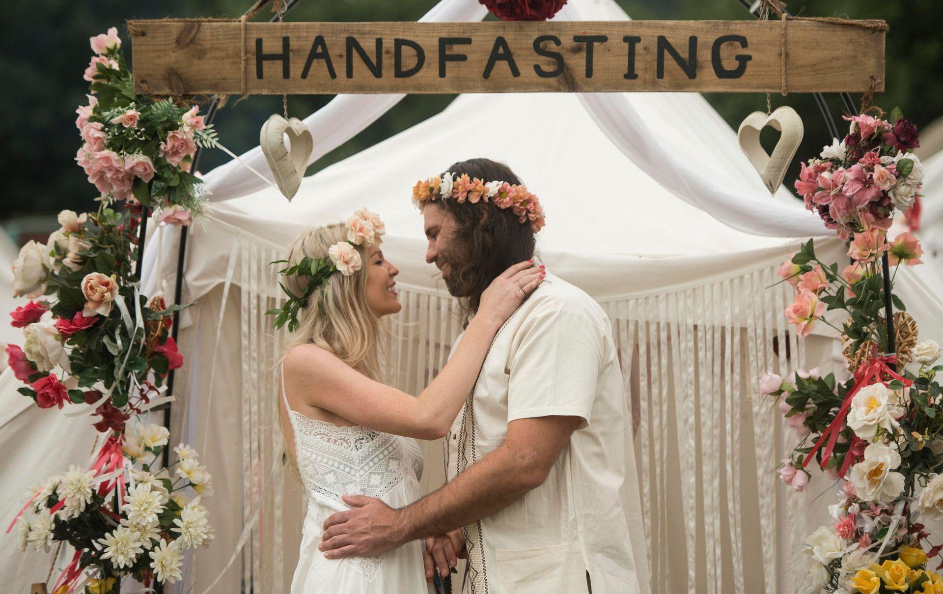 The Art Of Handfasting
