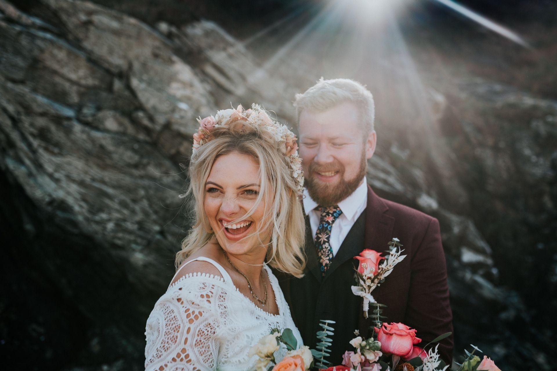 Crown Greek Destination Wedding