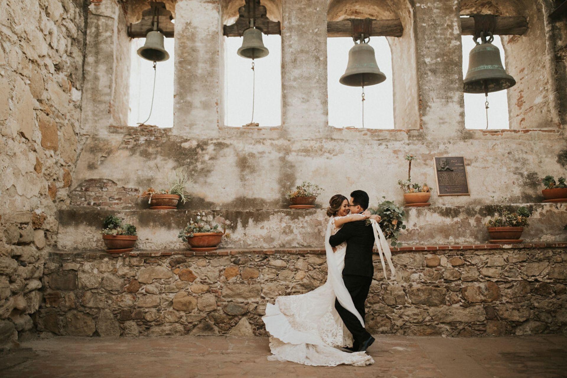 Romantic Vow Renewal Spots