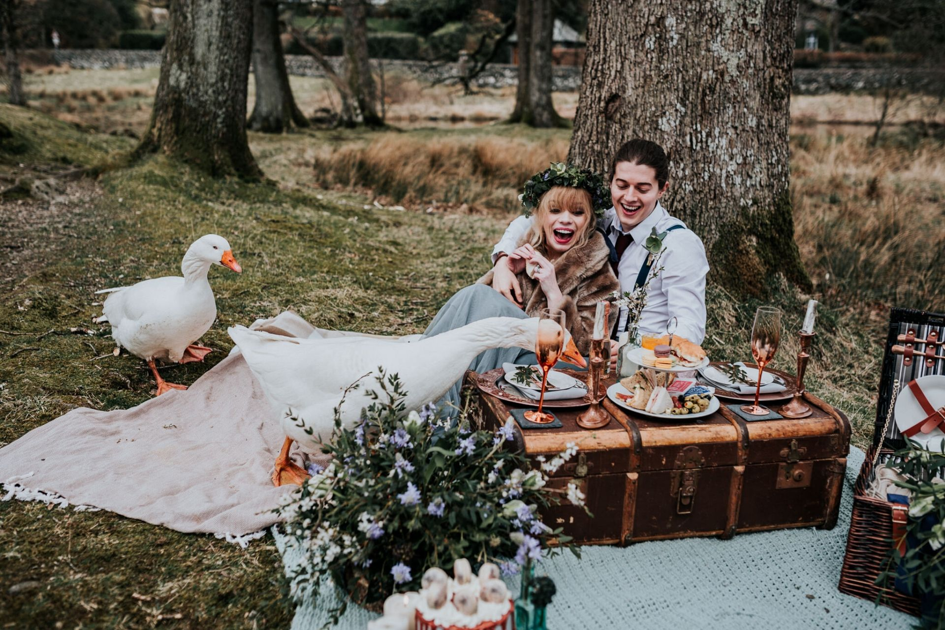 Wedding wine ceremony