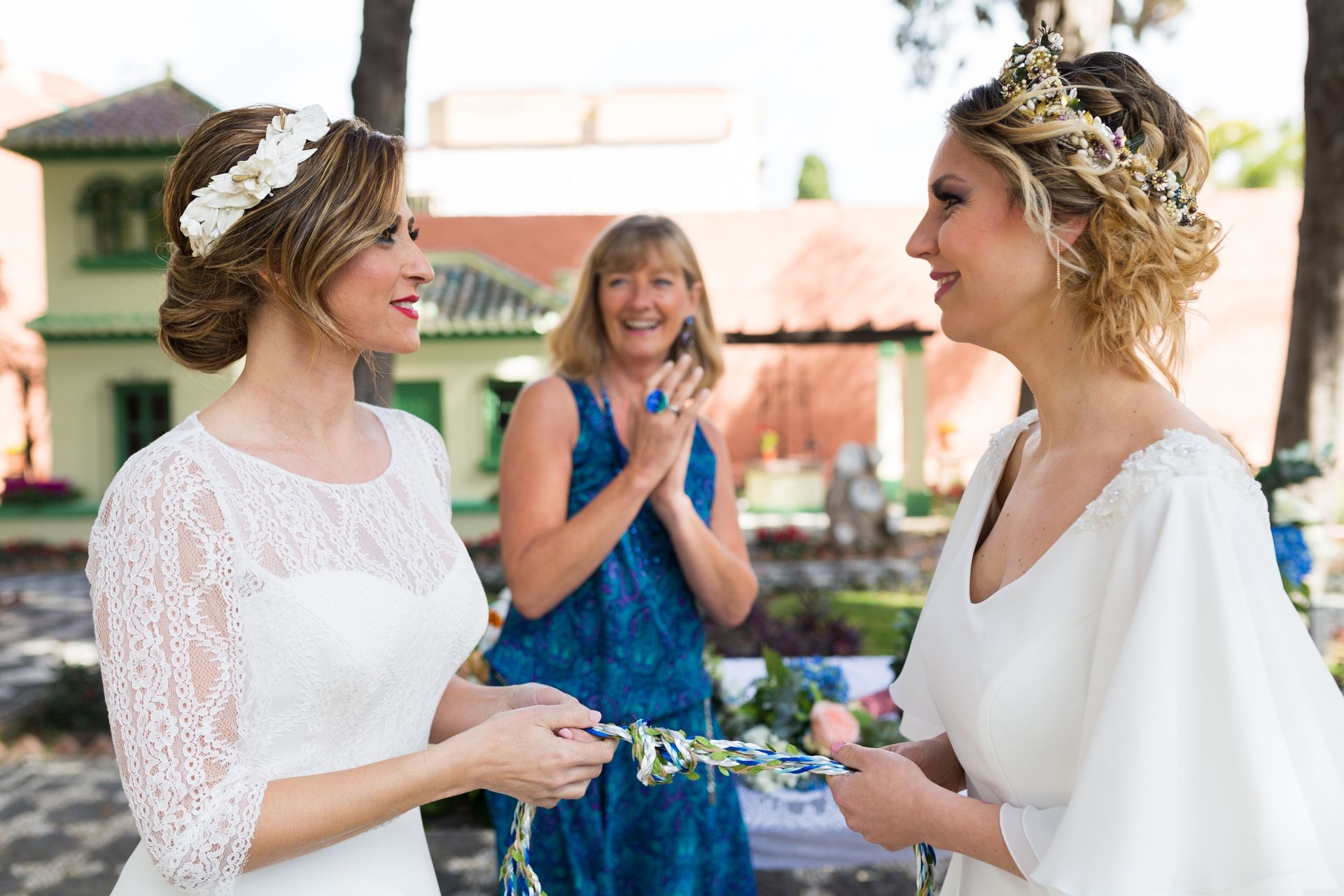 Bespoke wedding rituals