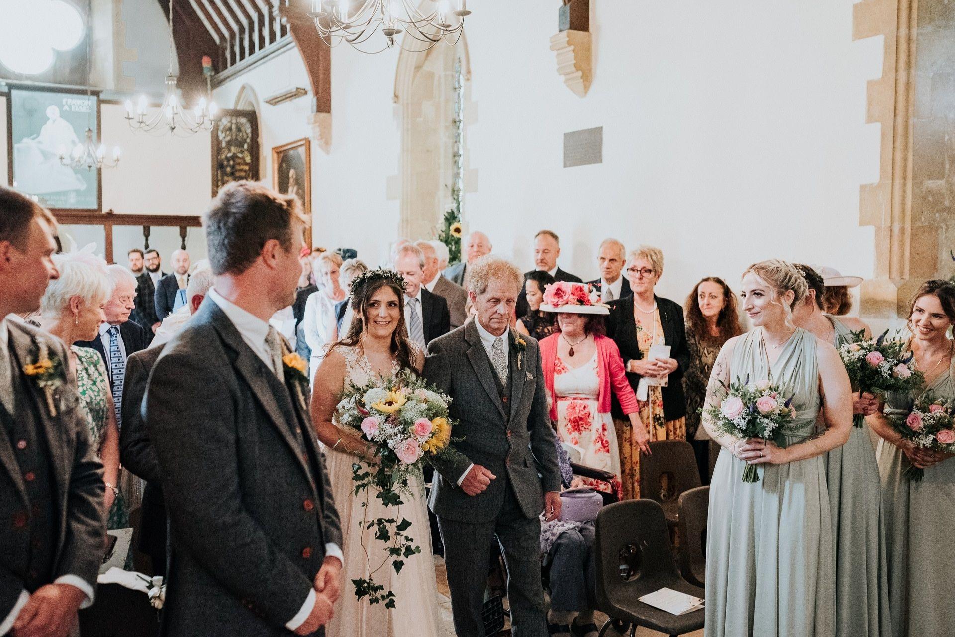 Involving wedding guests