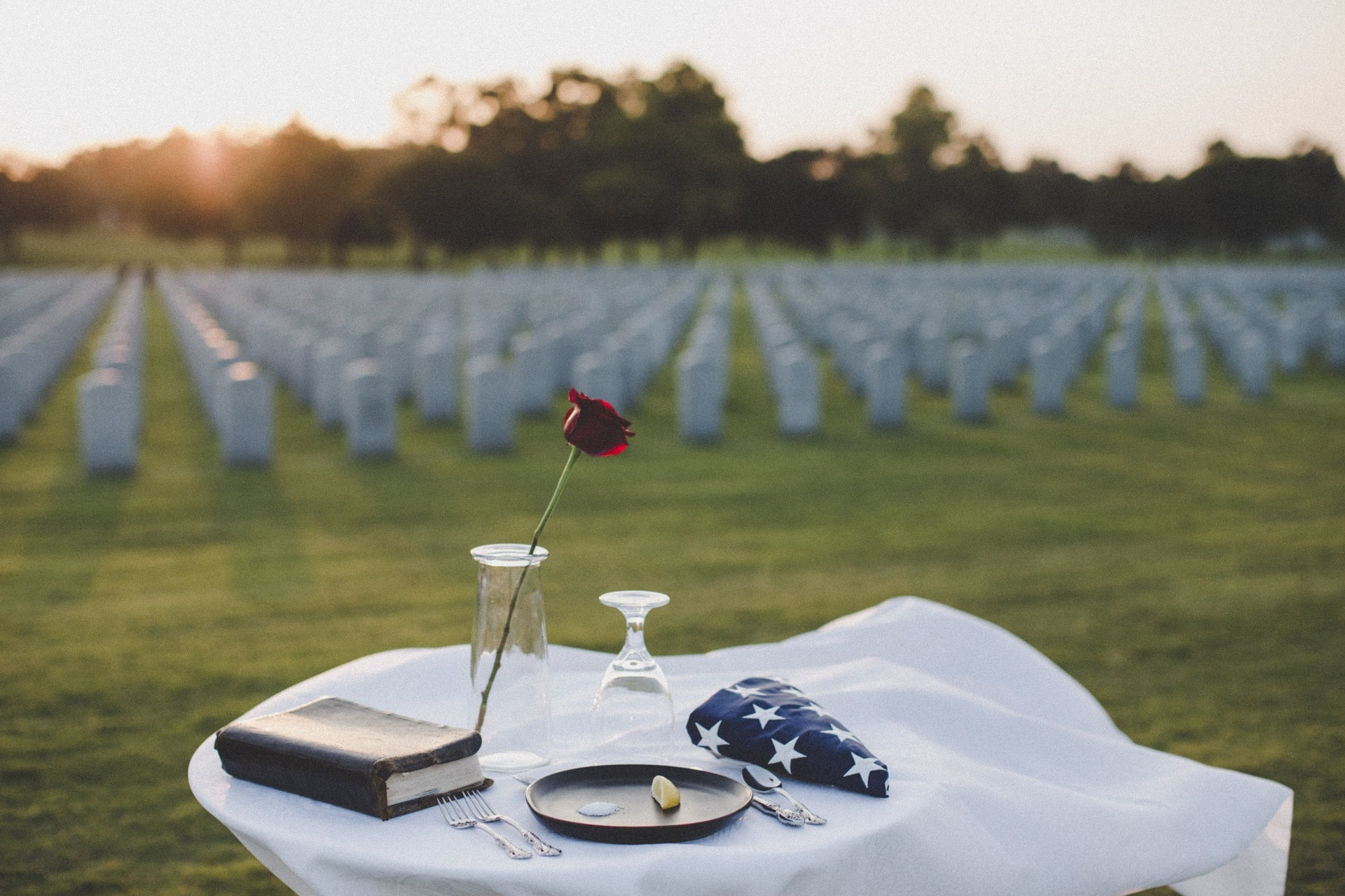 Funeral abroad