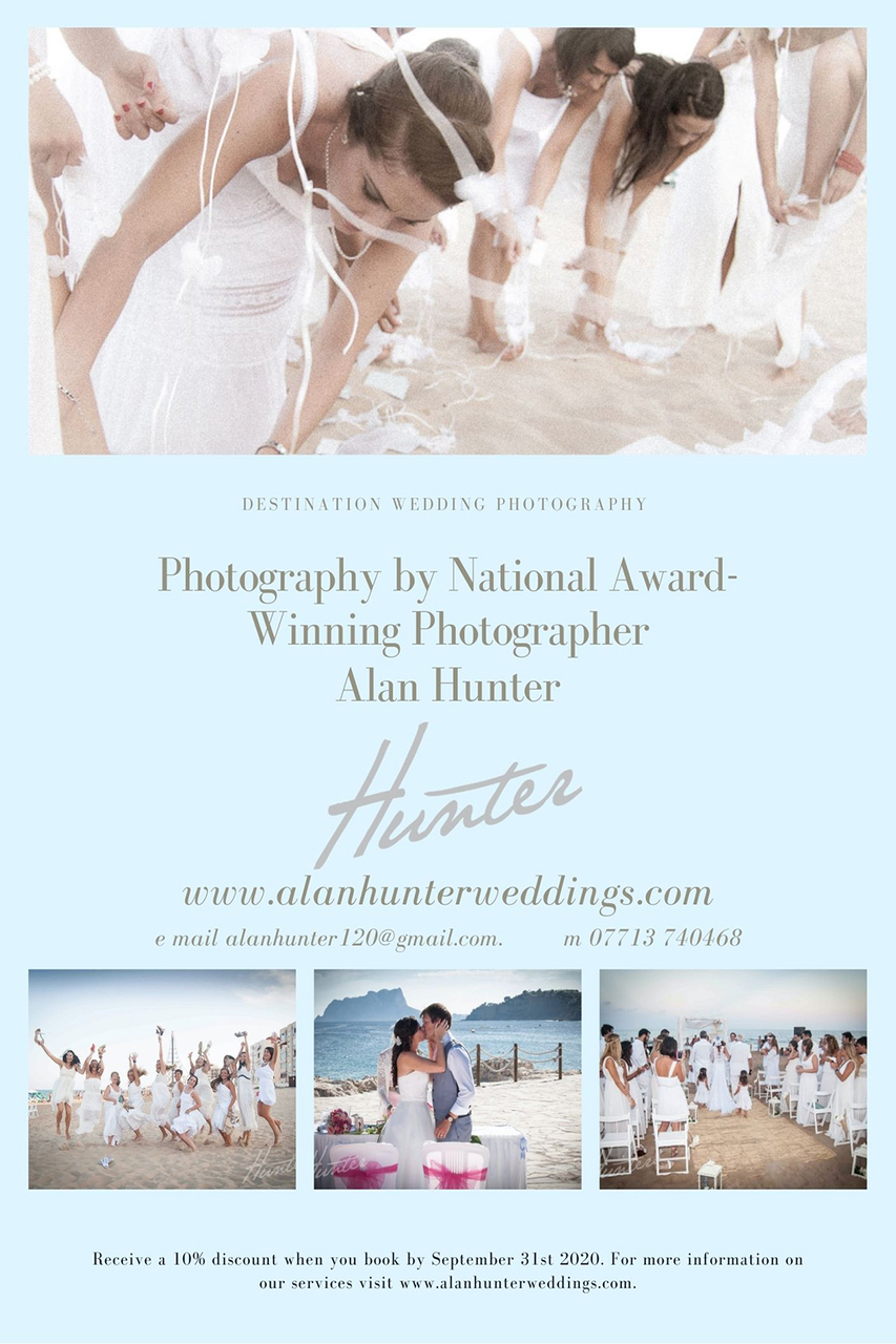 Alan Hunter Weddings