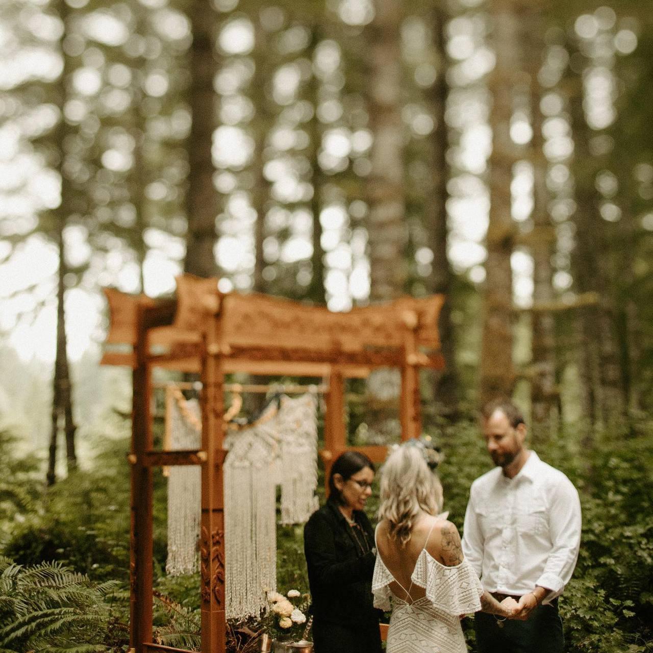 Celebrant Led Wedding