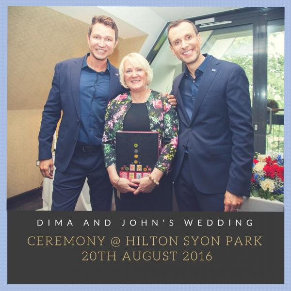 Dima and Johns Wedding at Hilton Syon Park 202F82F16