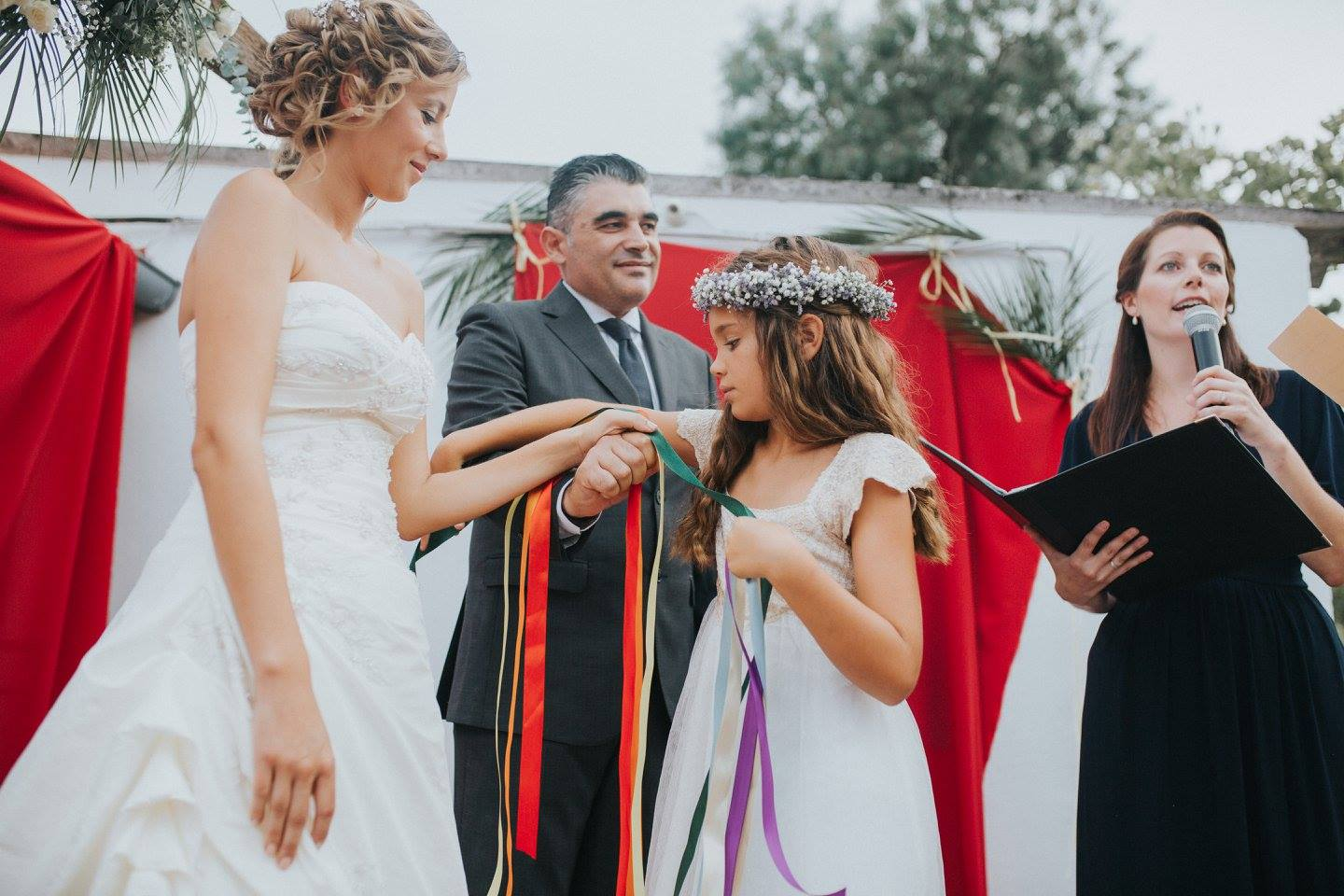 How Do I Include My Children In Wedding Ceremony