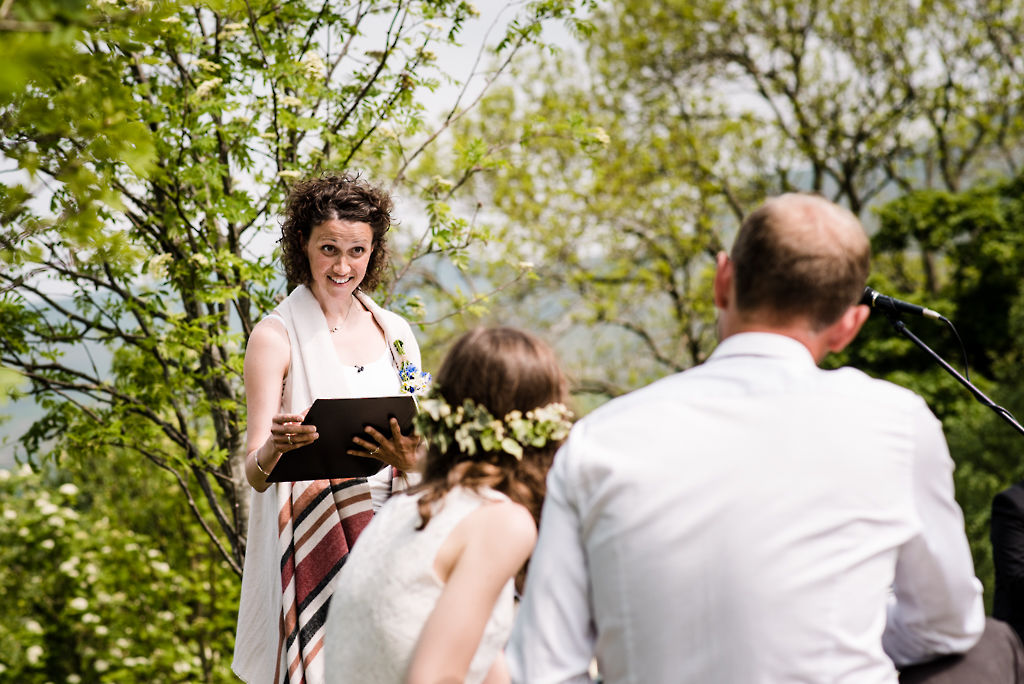 Friend or Celebrant? Who should lead your wedding ceremony?