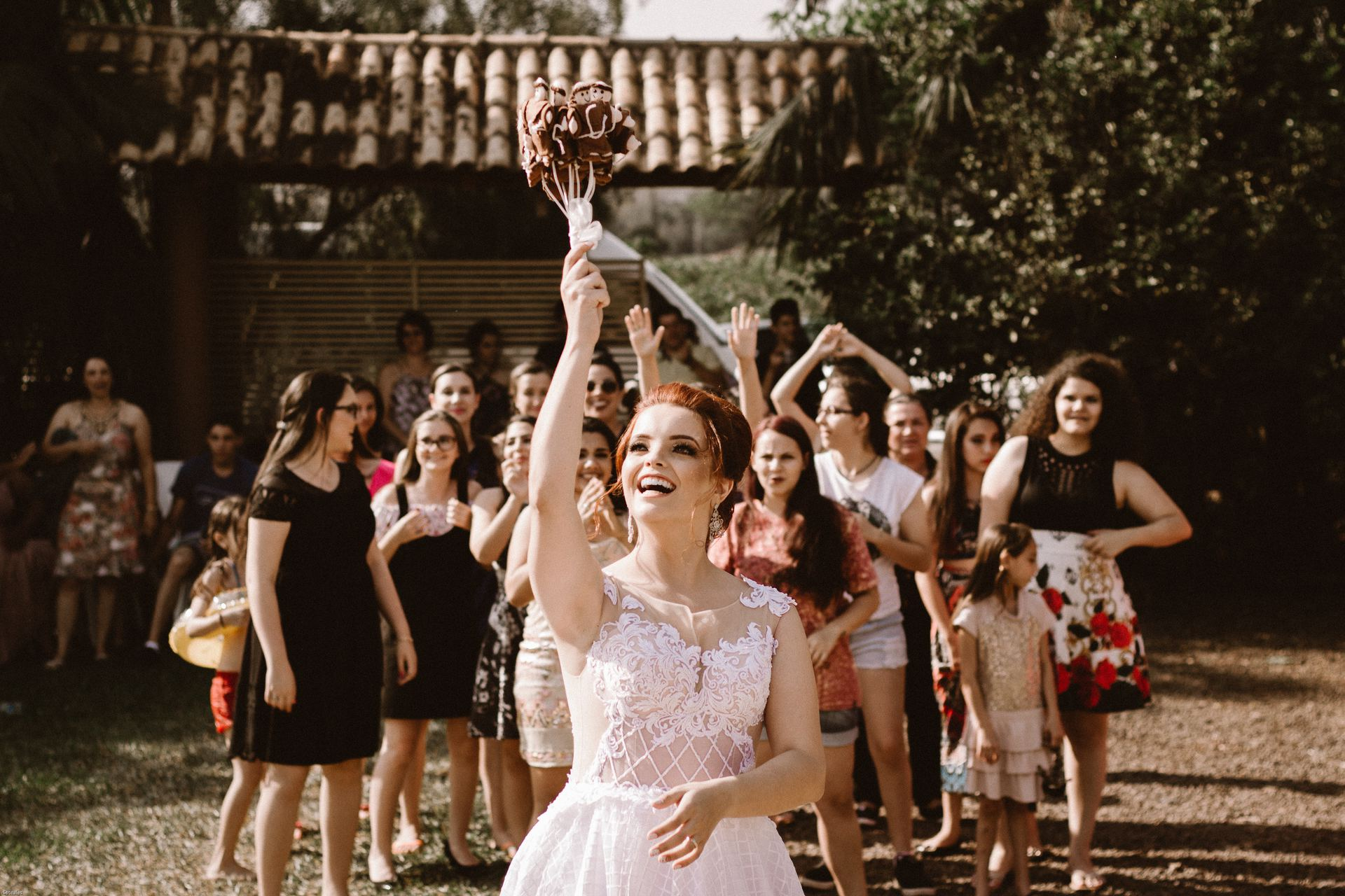 How to modernise traditional wedding rituals