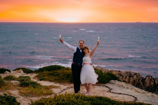 How to elope to Australia!