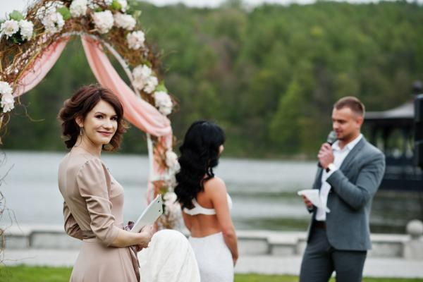 Choosing a Wedding Celebrant