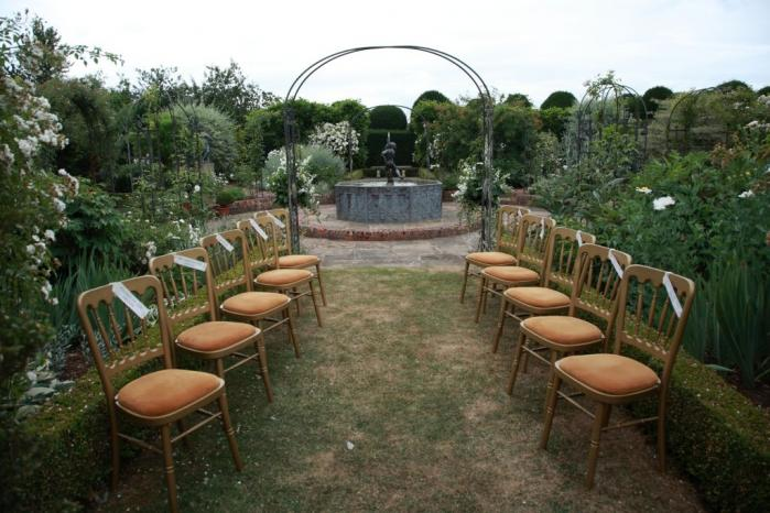 Garden Wedding At Home4