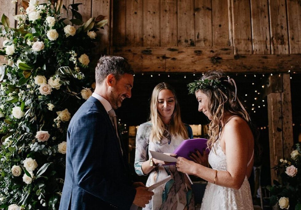 Tips for Wedding Vows