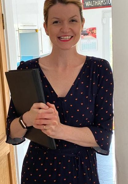 Anna Bailey Humanist UK celebrant