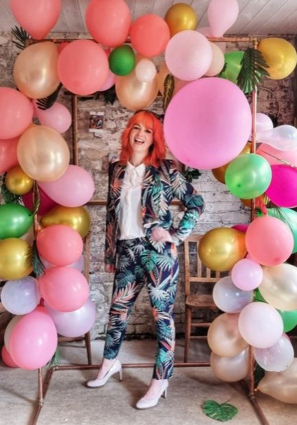 Louise Gather Kickass Gatherings Humanist Celebrant Derby