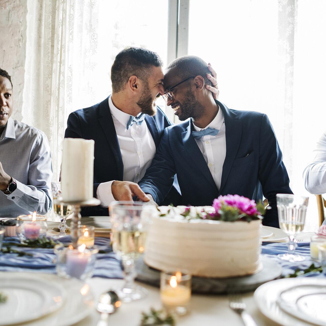 gay-men-at-wedding-reception