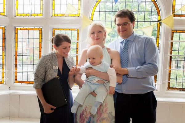 Ideas for your Naming Ceremony